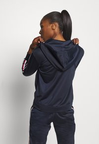 Champion - HOODED FULL ZIP SUIT LEGACY - Tracksuit - dark blue - 3