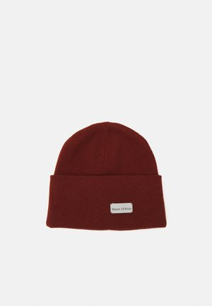 SPORTY - Beanie - burnt brick