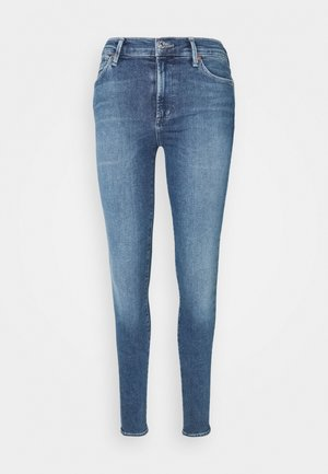 ROCKET - Jeans Skinny Fit - blue denim