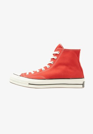 CHUCK TAYLOR ALL STAR HI ALWAYS ON - Korkeavartiset tennarit - enamel red