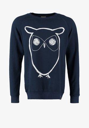 BIG OWL - Sweatshirt - navy