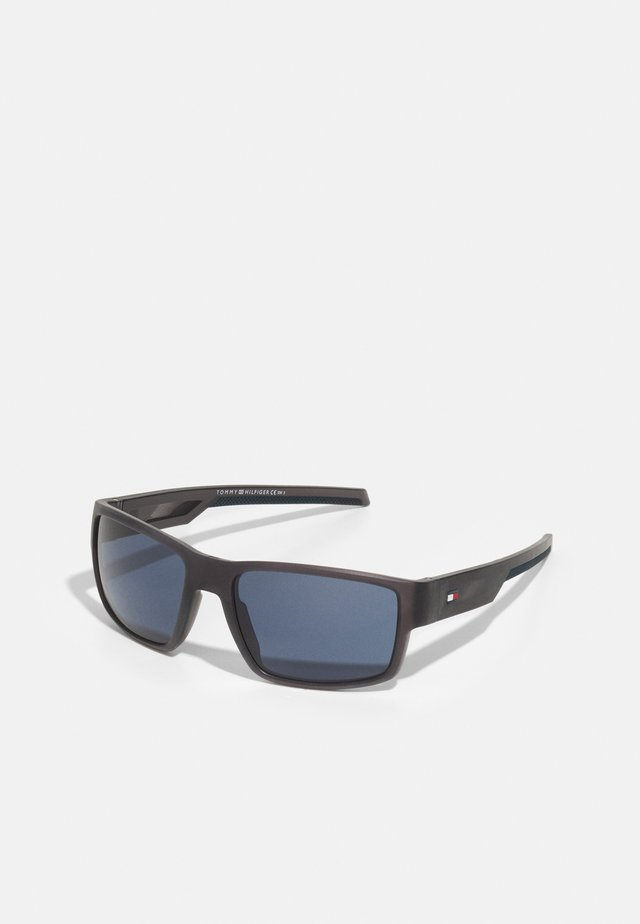 UNISEX - Sluneční brýle - matte grey