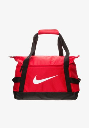 ACADEMY TEAM SMALL - Sports bag - red/black