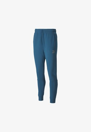 CLASSICS TECH  PANTS MAND - Tracksuit bottoms - digi-blue