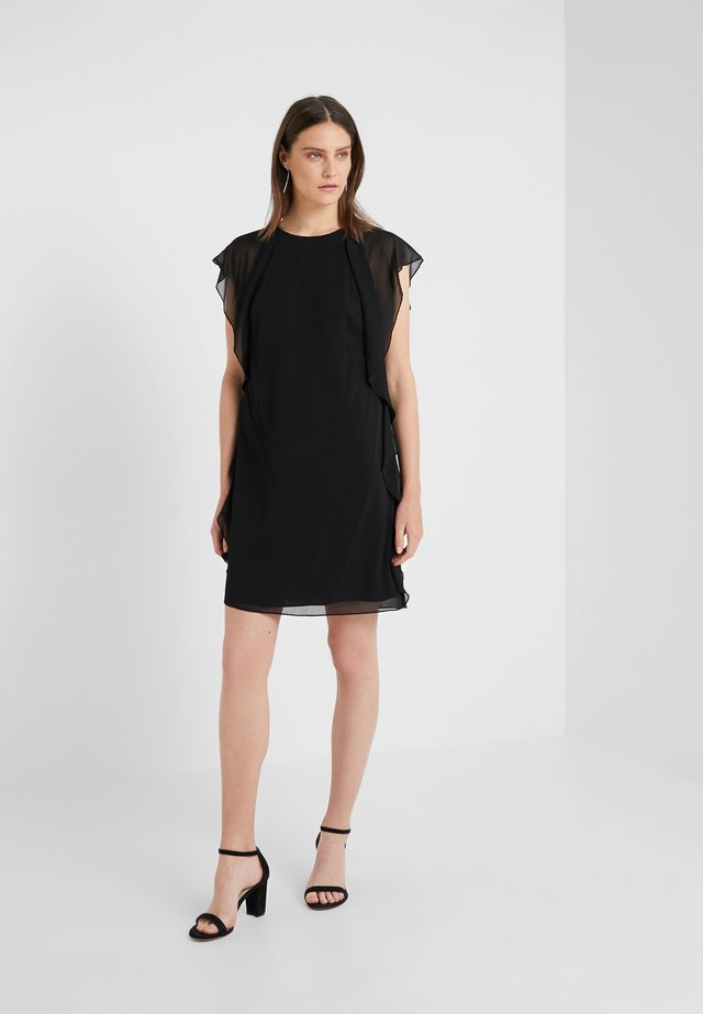 CRINKLE OLOKUN - Day dress - black