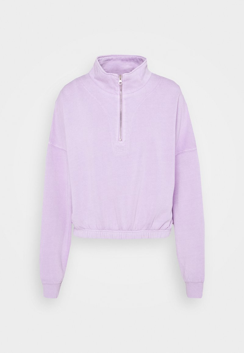 Cotton On - PARIS ZIP  - Sweatshirt - frosty lilac