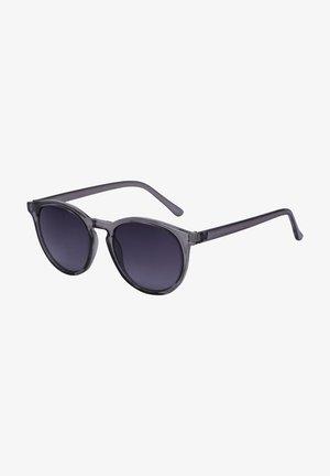 MIT BLAUEN GLÄSERN - Sunglasses - grau