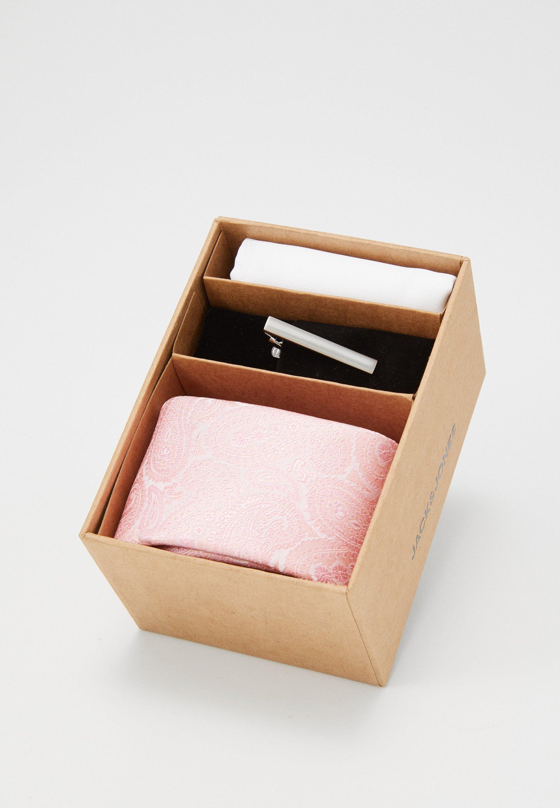 Men JACRICK GIFT BOX SET - Pocket square