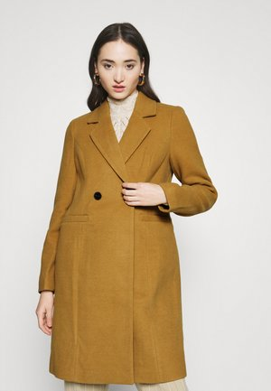 VMRAMBLA CALA - Classic coat - tobacco brown