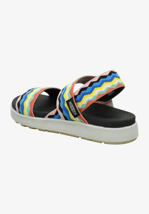 Sandały trekkingowe - multi-coloured