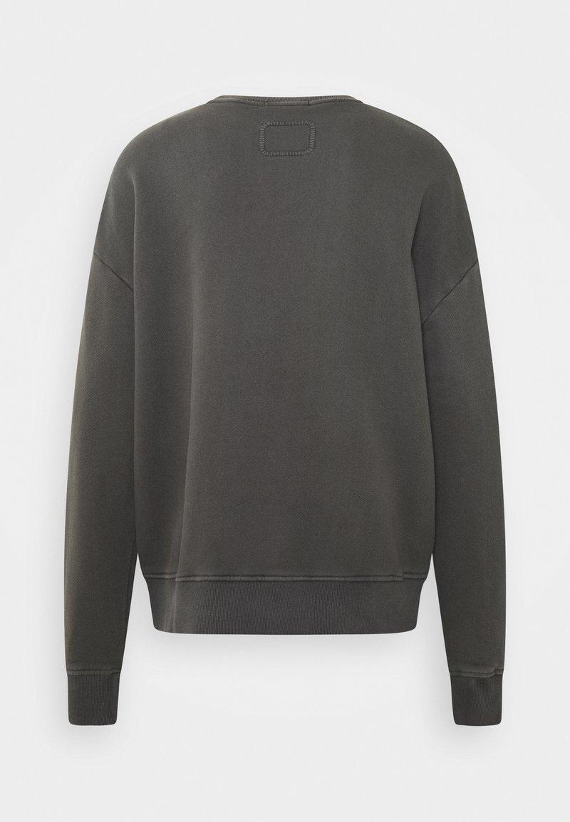 Tigha PIERCE - Sweatshirt - vintage stone grey/grau FkIPQA