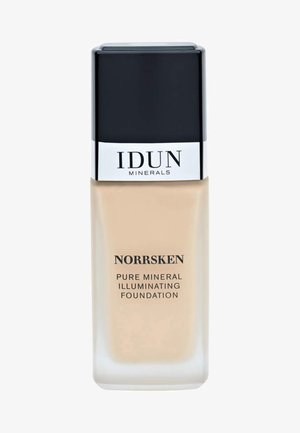 LIQUID FOUNDATION - Fond de teint - siri - medium neutral