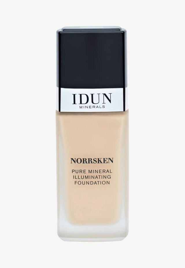 LIQUID FOUNDATION - Fondotinta - siri - medium neutral