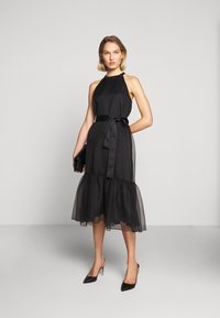 Pinko - GARRETT ABITO MOSSA - Cocktail dress / Party dress - black - 1