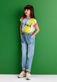 MINOTI - Slim fit jeans - blue denim - 0