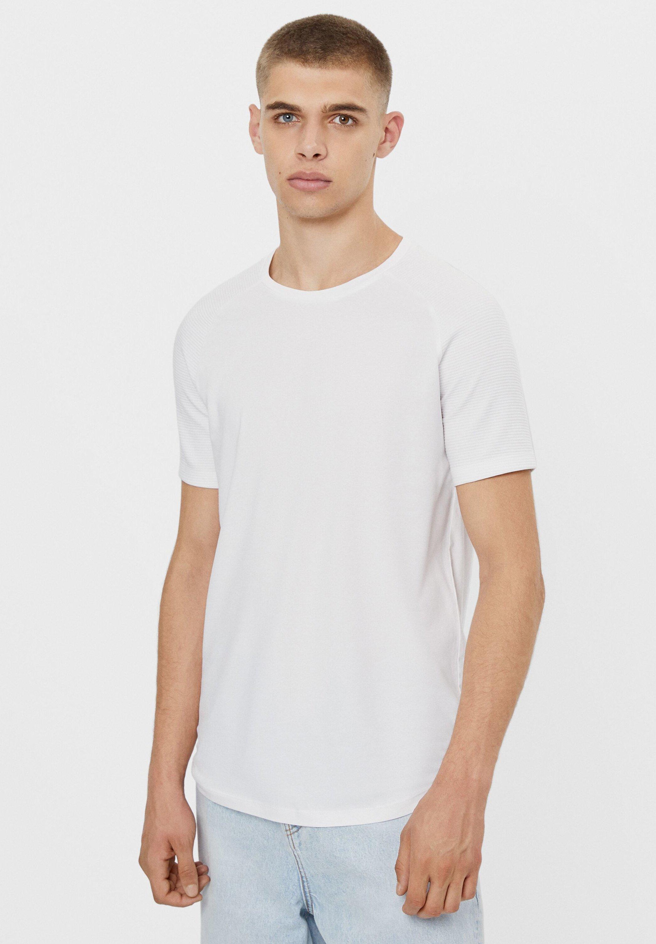 Herrer RAGLAN - T-shirts basic