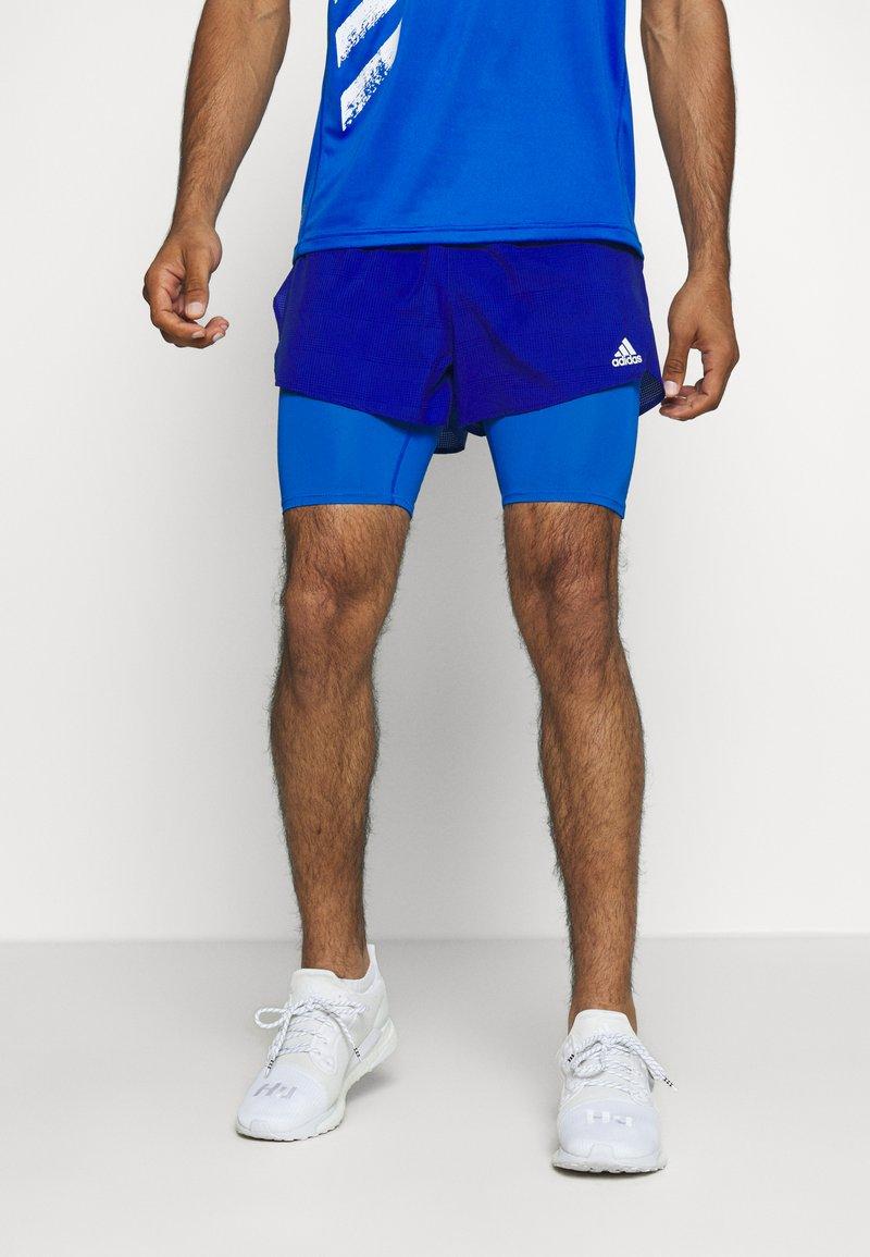 adidas Performance - HEAT.RDY SHORT - kurze Sporthose - royblu/globlu