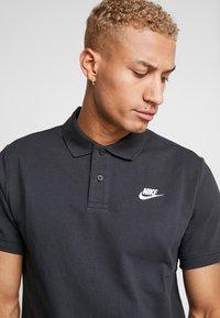 Nike Sportswear - M NSW CE POLO MATCHUP PQ - Polotričko - black - 4