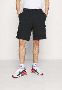 Nike Sportswear - ZIGZAG - Shorts - black - 0