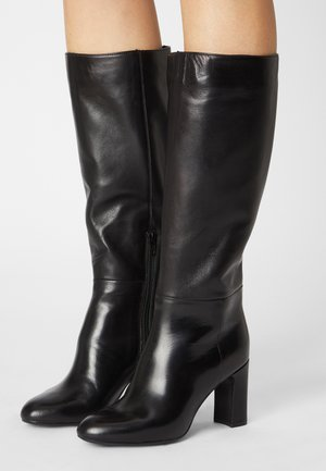USTED - High heeled boots - black