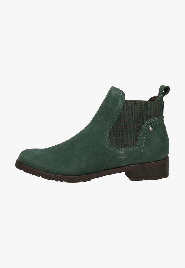Ankle boots - forest