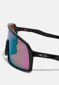 Oakley - SUTRO UNISEX - Sportbrille - polished black - 5