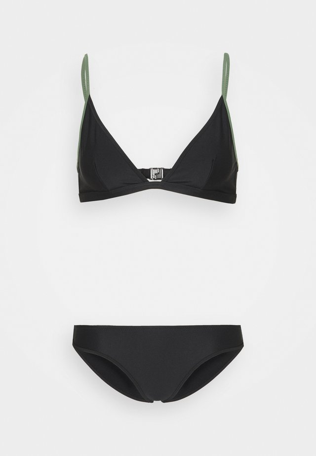 GABRIELLE SET - Bikiny - black