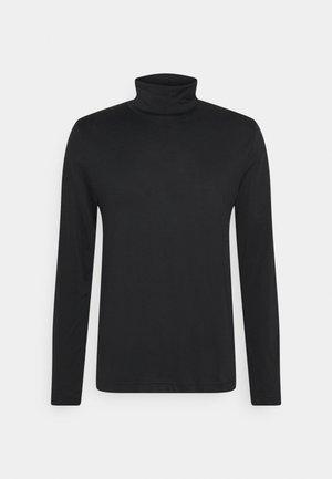 GABRIEL - Bluzka z długim rękawem - black