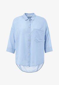 Salsa - MAGDALENA  - Button-down blouse - blau_8045 - 4