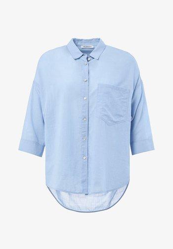 MAGDALENA  - Button-down blouse - blau_8045