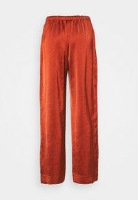 Banana Republic Petite - LUXE PULL ON - Trousers - burnt caramel - 6