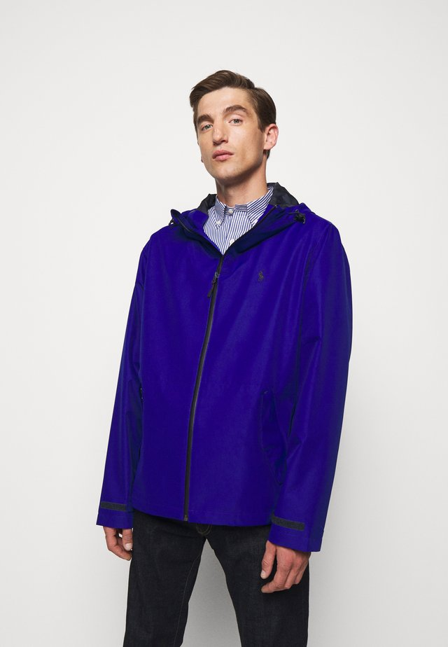 PORTLAND FULL ZIP - Summer jacket - heritage royal