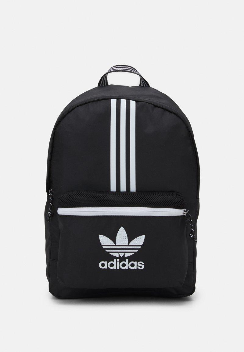 adidas Originals - BACKPACK UNISEX - Batoh - black/white