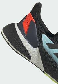 adidas Performance - LAUFSCHUH - Neutrala löparskor - black - 10
