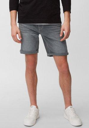 Denim shorts - new mid grey wash