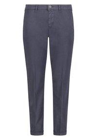 MAC Jeans - TURN UP - Chinos - marine (52) - 0