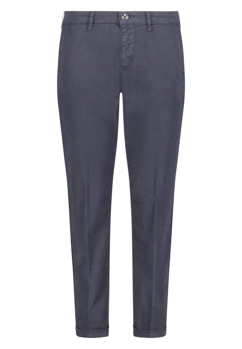 MAC Jeans - TURN UP - Chinos - marine (52)