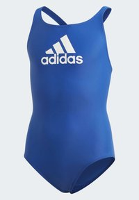 adidas Performance - BADGE OF SPORT SWIMSUIT - Maillot de bain - blue - 2