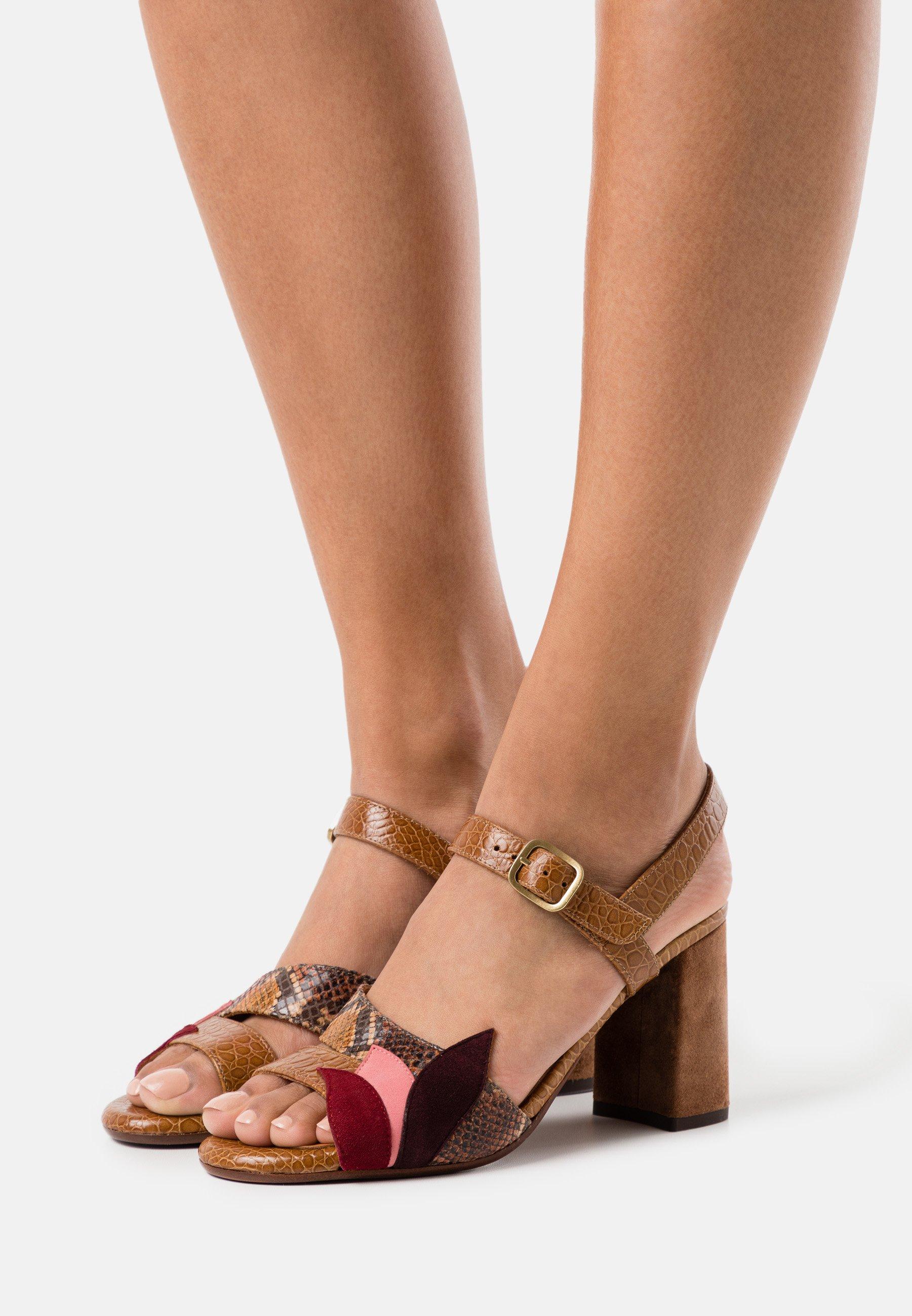 Women FACUN - Sandals - multicolor