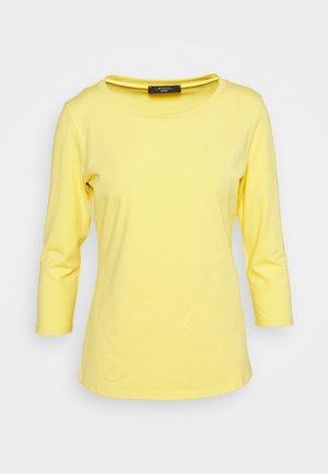 MULTIA - Långärmad tröja - zartgelb