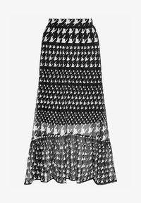 Next - Maxi skirt - black - 1