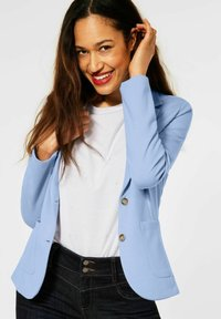 Street One - IN BASIC - Blazer - blau - 0