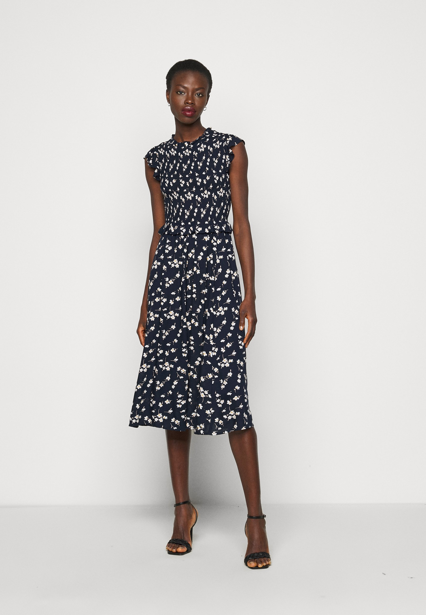 Women PCMARIGOLD MIDI DRESS - Day dress