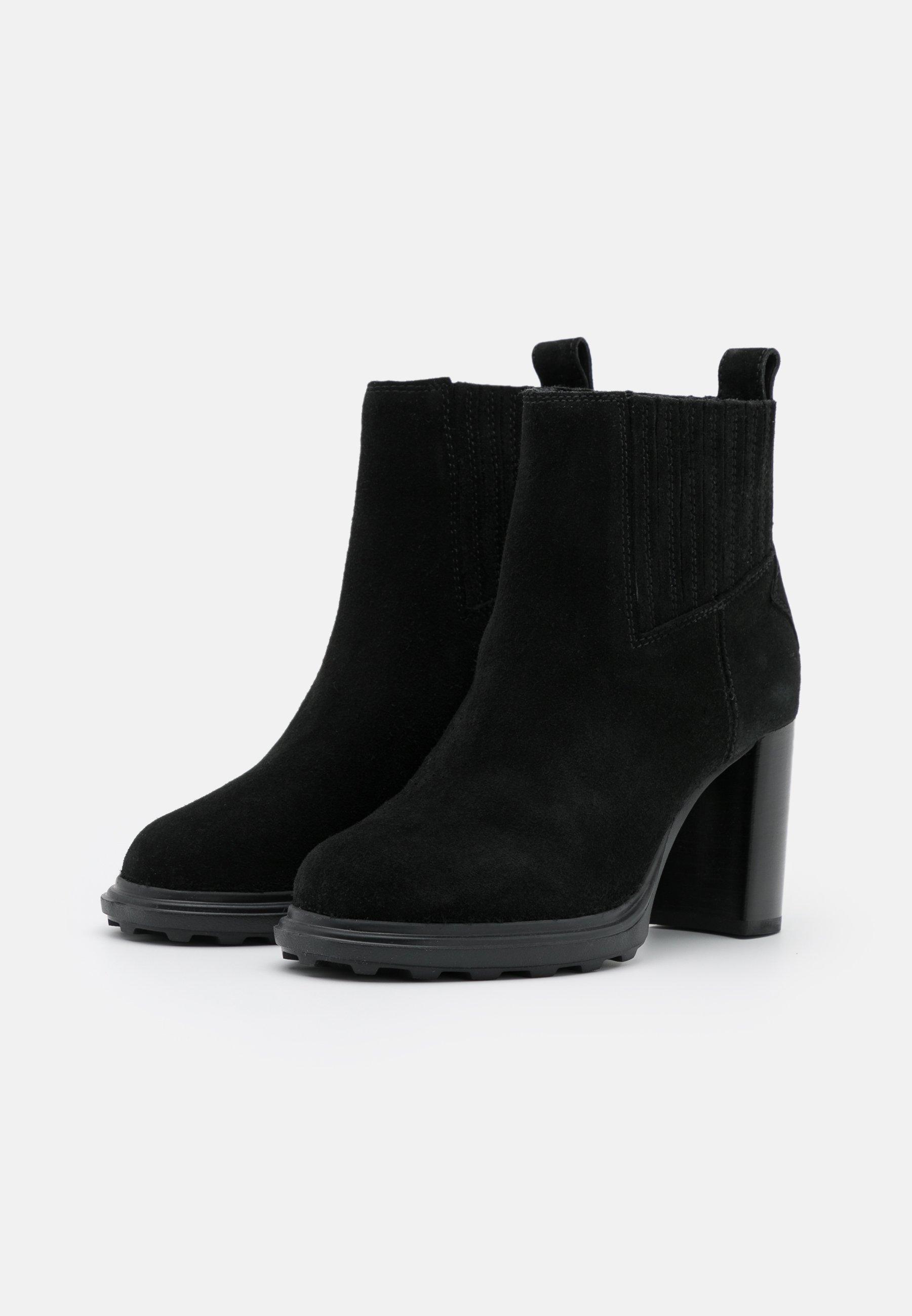 Geox SALICE HIGH Ankle Boot black/schwarz