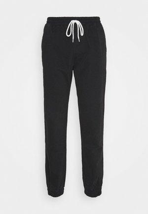 ROCHESTER ACID WASH PANT - Teplákové kalhoty - black