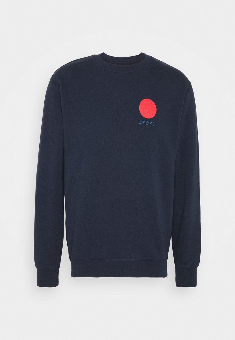 Edwin - JAPANESE SUN - Sweatshirt - navy blazer