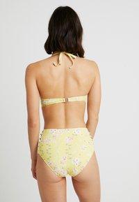 Sunseeker - Bikini top - yellow - 2