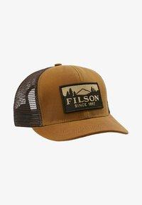 Filson - LOGGER - Caps - darktan - 5