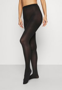 Pour Moi - SILHOUETTE TOUCH 2 PACK - Tights - black - 1
