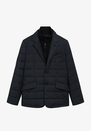 JOE - Light jacket - navy blå